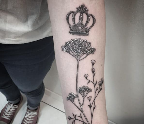 Forearm work by Fanny