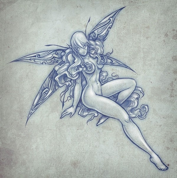 fairy-tattoo