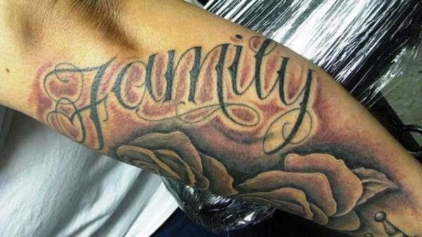 family-tattoosone
