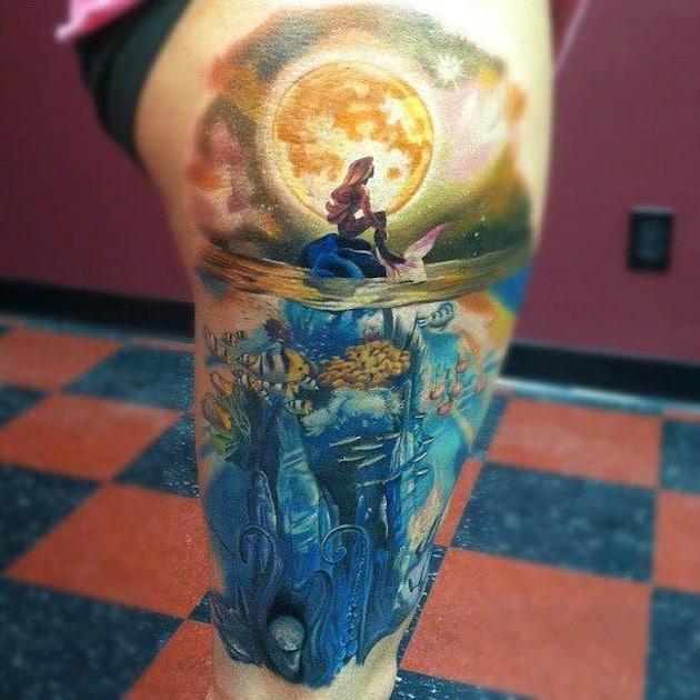 fantastic-little-mermaid-tattoos