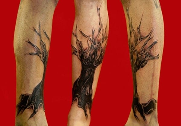 leg-sleeve-tattoo