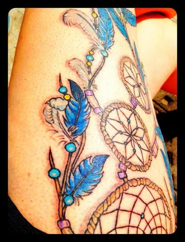 native-american-dream-catcher-tattoo-10