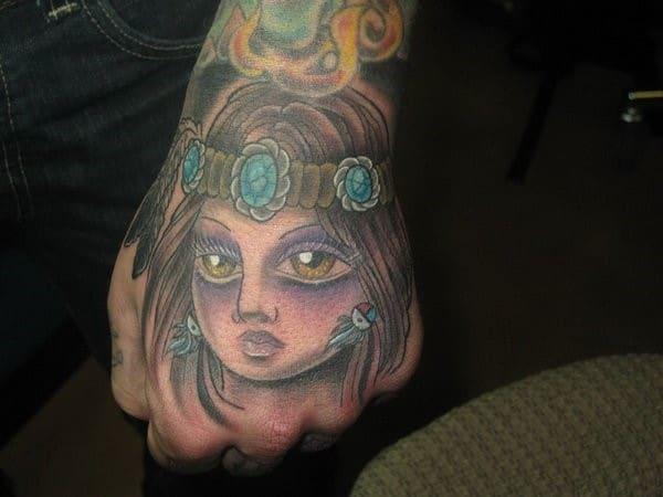 native-american-indian-girl-tattoo-11