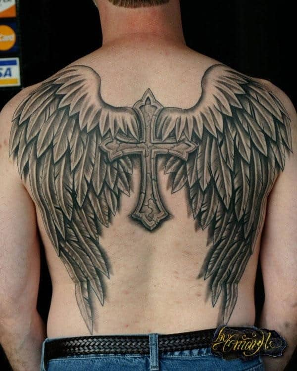 tattoos-for-men-angelwing1