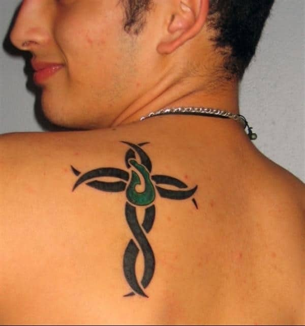 tattoos-for-men-tribal-cross1
