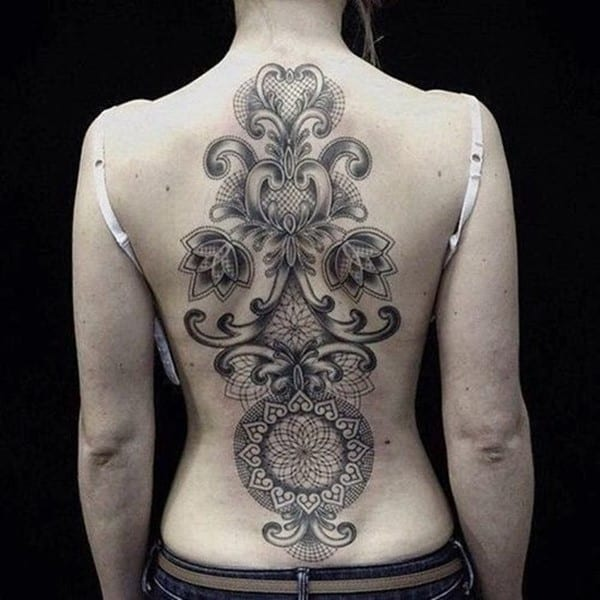 unique tattoos for girls