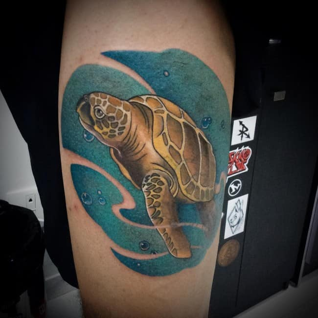Turtle Tattoos (3)