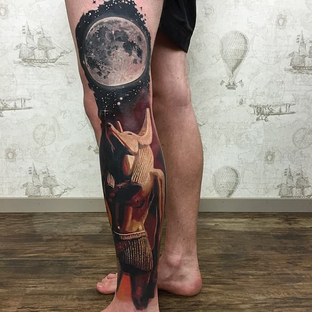 100+ Mystifying Egyptian Tattoos Designs (May 2019