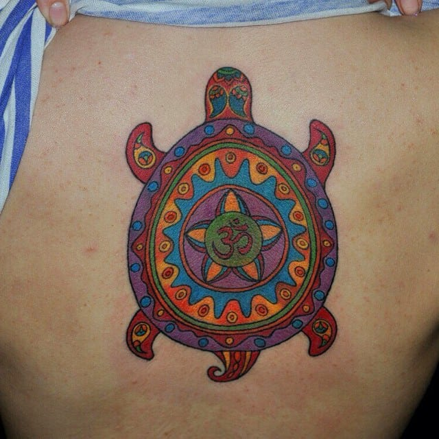 150 Best Turtle Tattoos And Meanings April 2018