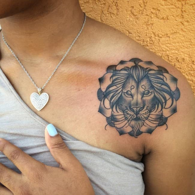 150 Best Lion Tattoos Meanings An Ultimate Guide October 2019