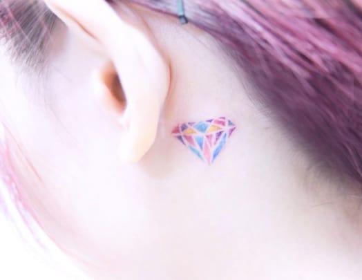 Colorful Diamond by Banul