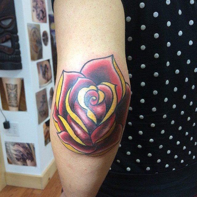 150 Best Elbow Tattoos For Men Women (Ultimate Guide