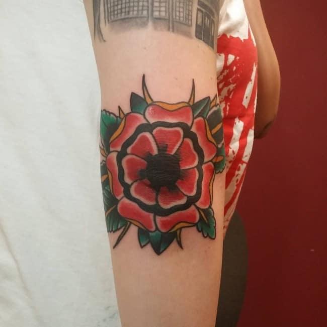 Elbow Tattoos