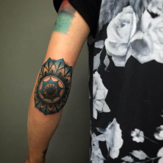 150+ Attractive Elbow Tattoos For Men-Women (April 2018