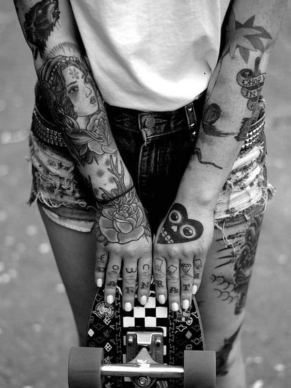175 Small Hand Tattoo Ideas Ultimate Guide January 2019