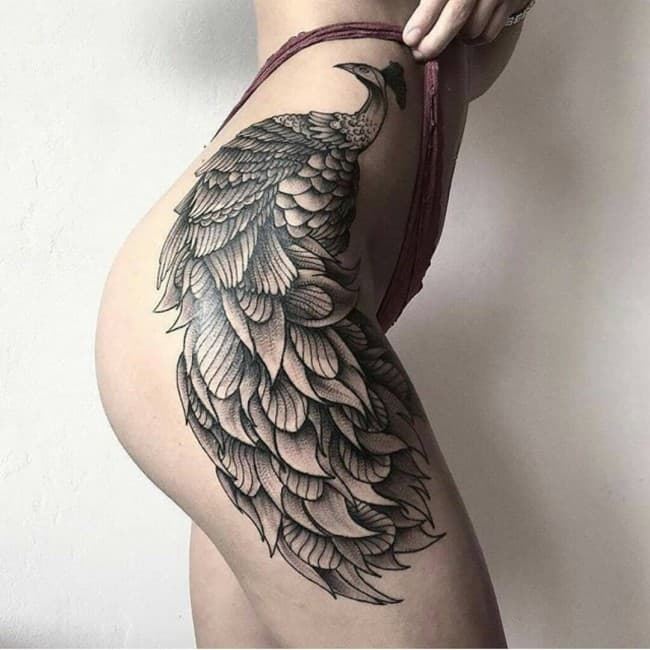 Hip Tattoos