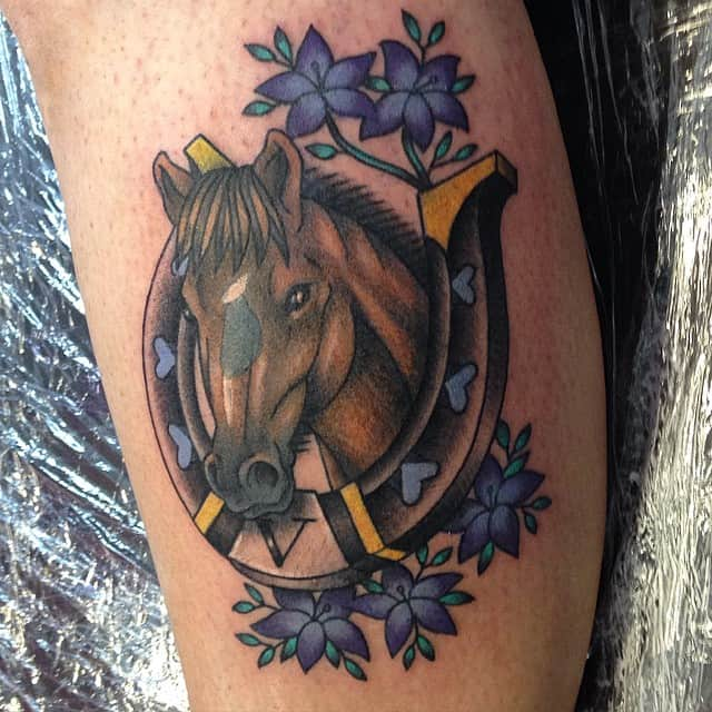 150 Meaningful Horse Tattoos An Ultimate Guide December 2018
