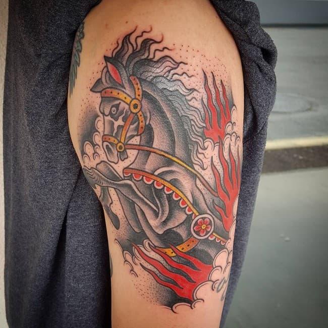 horse tattoos (1)
