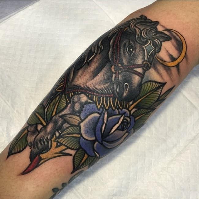 horse tattoos (3)
