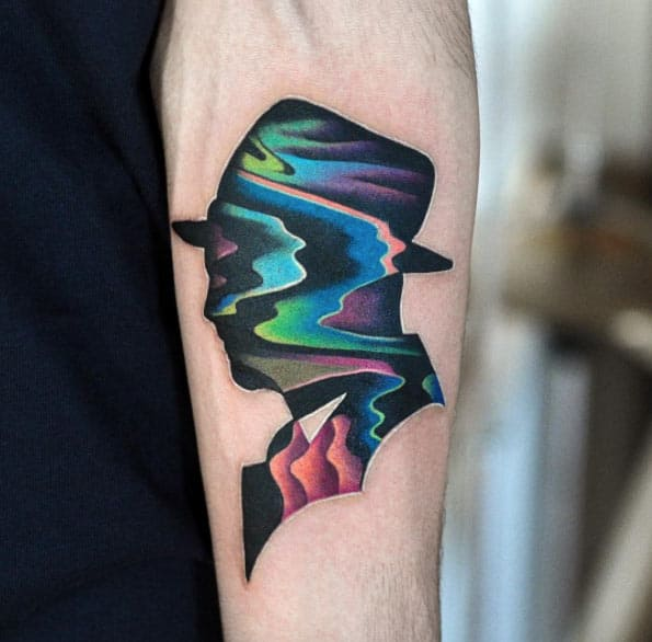 Surrealism Tattoo by David Cote