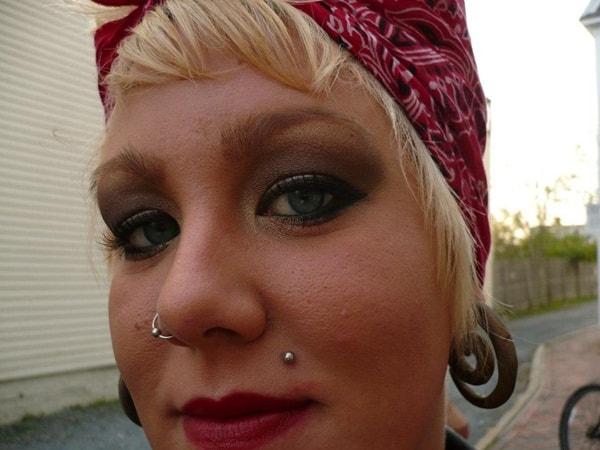 Monroe piercing designs 37