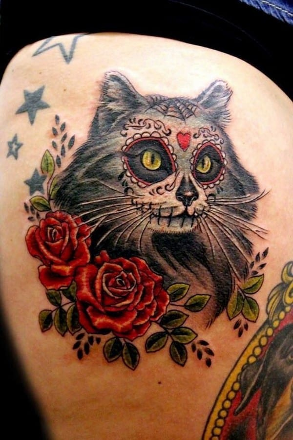 175 Meaningful Skull Tattoos An Ultimate Guide October 2018