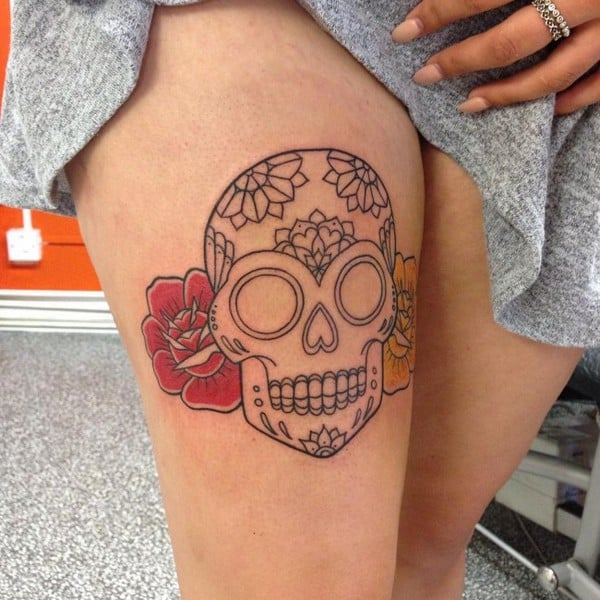175 Meaningful Skull Tattoos An Ultimate Guide July 2019