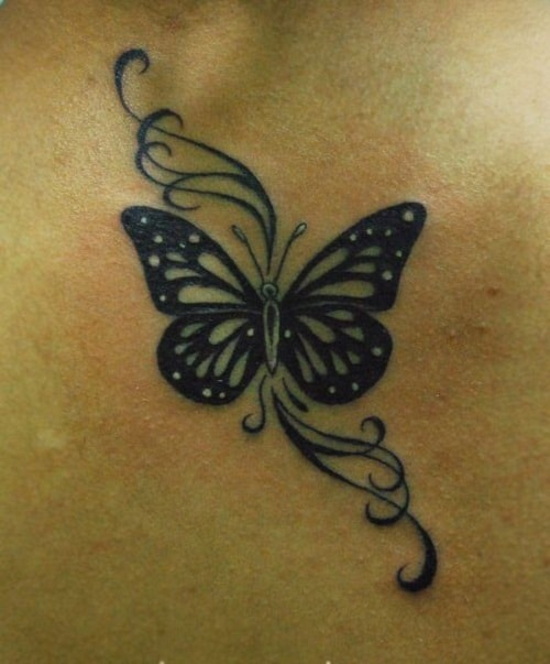95 Most Popular Foot Tattoos For Women 2018 Updated: 169 Most Attractive Butterfly Tattoos (April 2018)