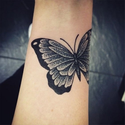 169 Meaningful Butterfly Tattoos Ultimate Guide February 2019