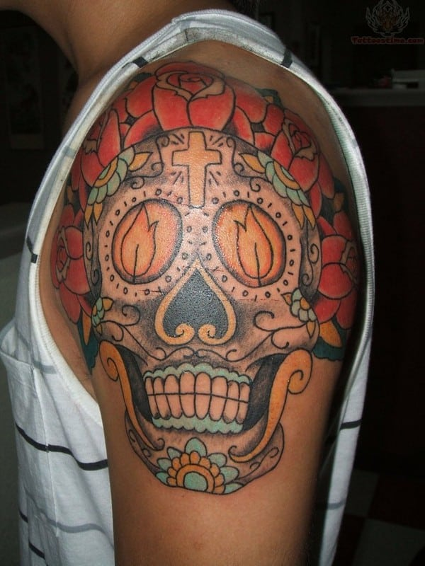 150 Breathtaking Skull Tattoos And Meanings (April 2018)