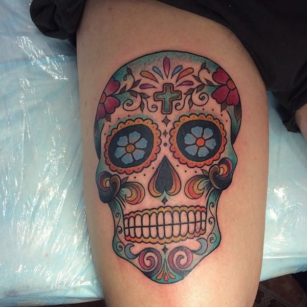 175 Incredible Skull Tattoos An Ultimate Guide September 2020