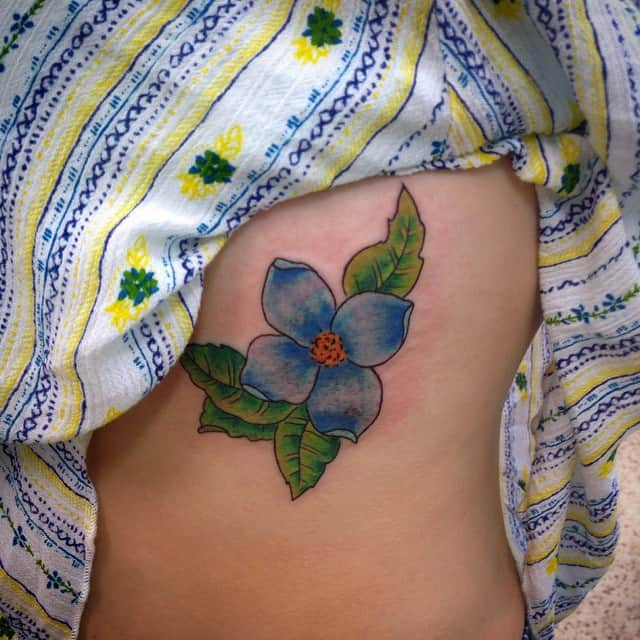 224 Most Attractive Flower Tattoos And Their Meanings July 2018