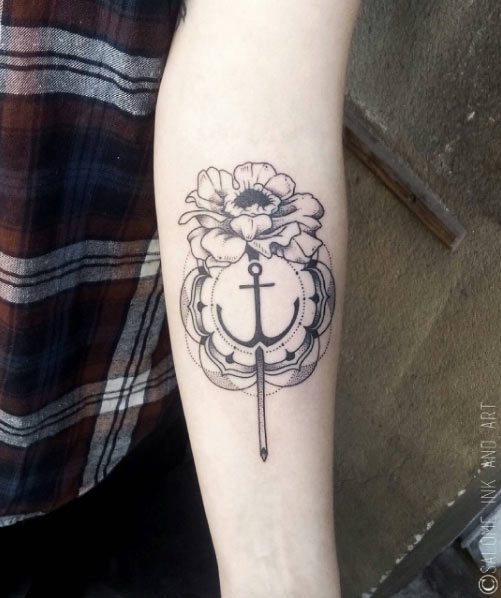 170 Meaningful Anchor Tattoos Ultimate Guide February 2019