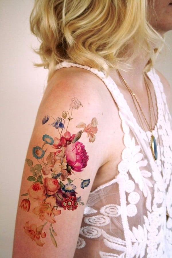 flower tattoo designs (15)