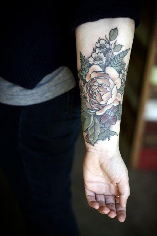 flower tattoo designs (28)