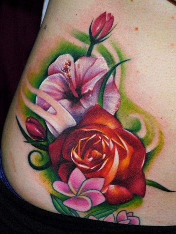 flower tattoo designs (36)