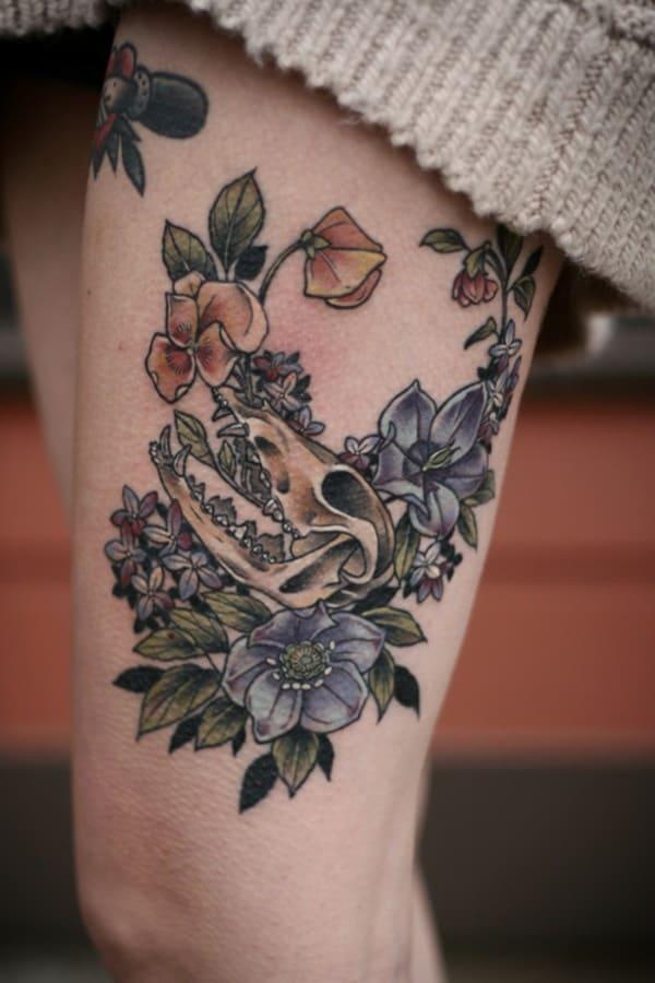 flower tattoo designs (51)