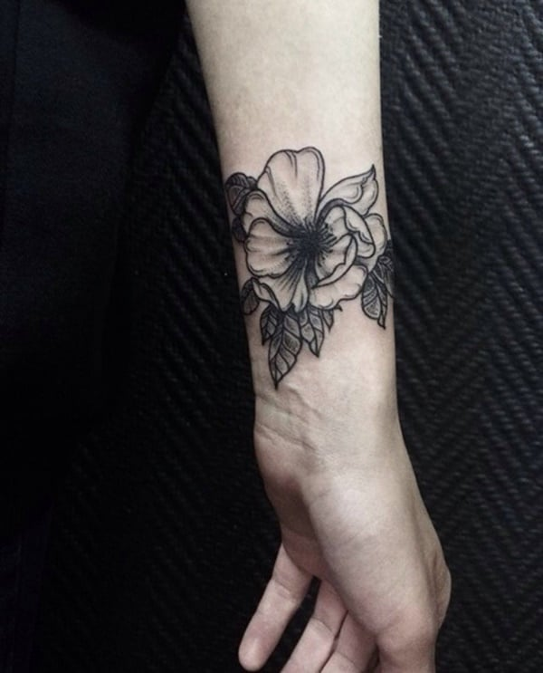 flower tattoo designs (52)