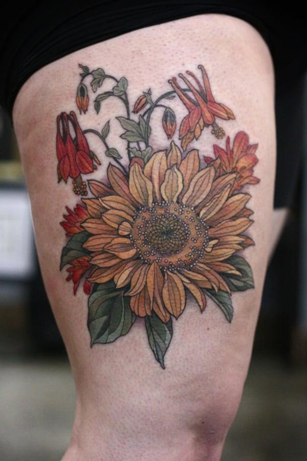 flower tattoo designs (55)