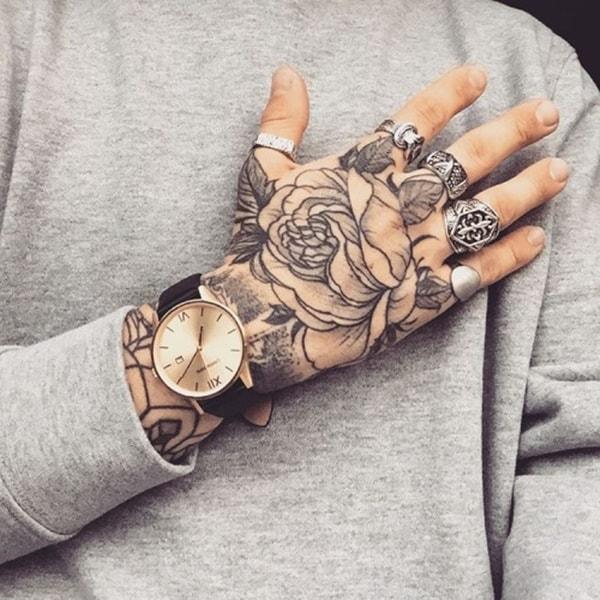 flower tattoo designs (60)