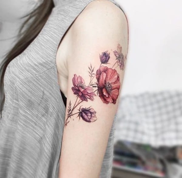 flower tattoo designs (84)