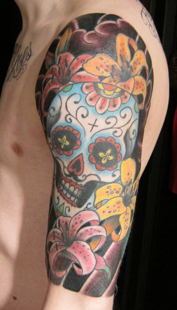 175 Meaningful Skull Tattoos An Ultimate Guide February 2019