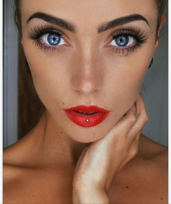 labret piercing (18)