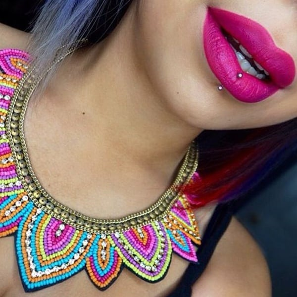labret piercing (5)