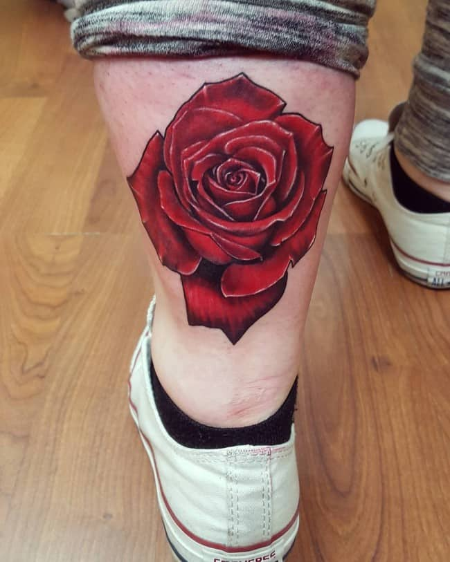 Rose Tattoo 3