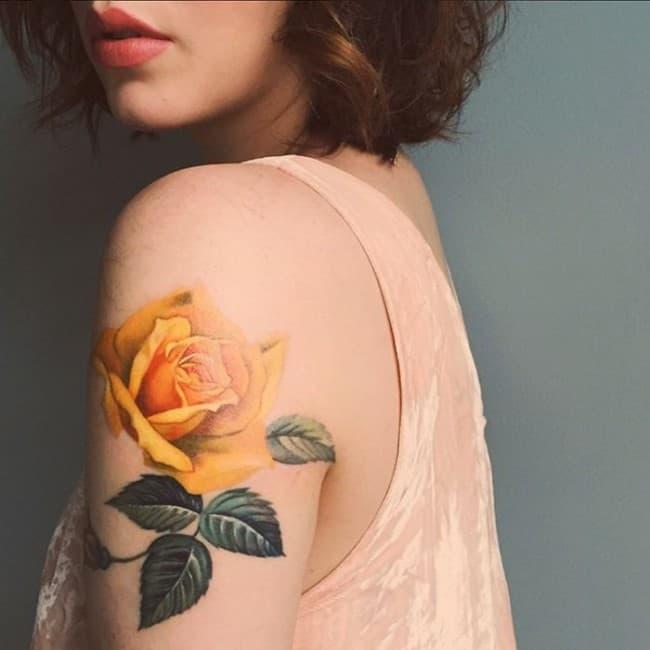 roses tattoo (2)