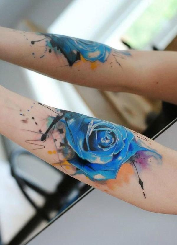 160 Small Rose Tattoos Meanings (Ultimate Guide, September 2018)