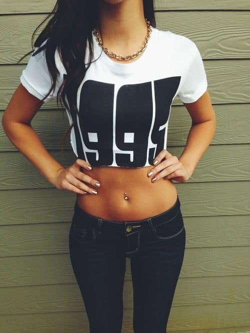 Belly Button Piercing17