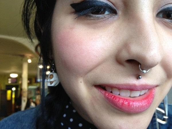 Medusa Piercing ideas 38
