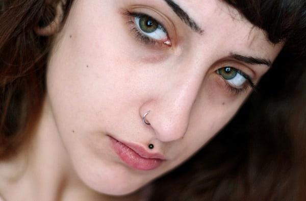 Medusa Piercing ideas 9